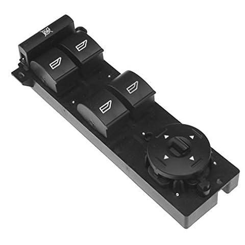 Commande principale Commutateur de fenêtre électrique Fit Ford Focus OEM OEM 3M5T14A132AG