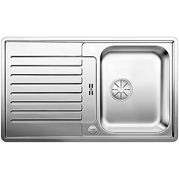 Blanco Classic Pro 45 S-IF Küchenspüle, Edelstahl Seidenglanz ...