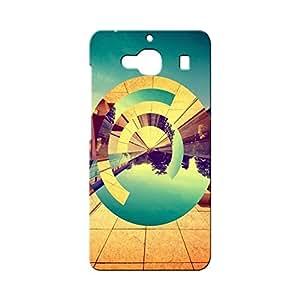 BLUEDIO Designer Printed Back case cover for Lenovo P1M - G1441