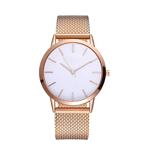 TianWlio Armbanduhren Damen Schöne Mode Beiläufige Quarzsilikonarmband Band Analoge Armbanduhr