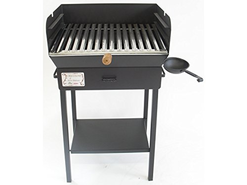 Supagrill 675200 BA21 Siena Charcoal Barbecue