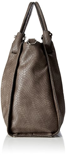 Sansibar - Zip Bag, Borse a secchiello Donna Marrone (Tan)