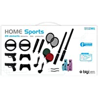 BigBen Interactive Sports PACK 24 Elements Black