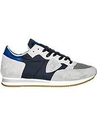 Amazon.it  Philippe Model - Blu   Sneaker   Scarpe da uomo  Scarpe e ... ae014880e37