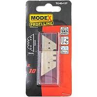 Modex Profi-Line Cuchilla de recorte 10 Piezas 19x52mm