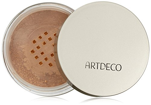 Artdeco Make-Up femme/woman, Mineral Powder Foundation Nummer 2 Natural beige (15g), 1er Pack (1 x 15 g) (Foundation Beige Natural)
