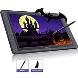 "Monitor Tableta Gráfica HUION KAMVAS GT-221 Pro 21.5"" Full HD IPS 8192 Niveles Monitor Con Teclas Rápidas"