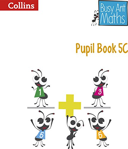 Busy Ant Maths – Pupil Book 5C