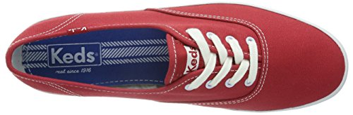 KEDS CHAMPION Canvas-Sneakers in Rot Rot (Red 905)