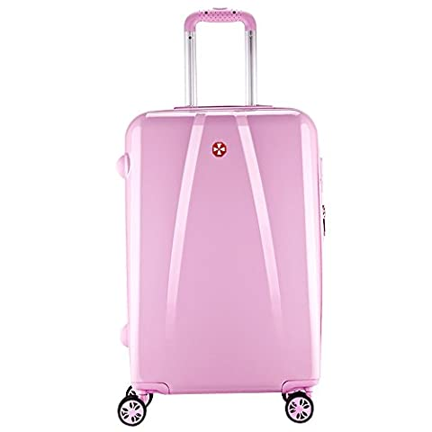 Valise cabine -Trolley Partyprince - ABS + PC ultra Léger