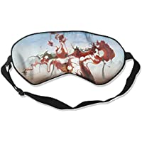 Eye Mask Eyeshade Fantasy Landscape Sleep Mask Blindfold Eyepatch Adjustable Head Strap E5 preisvergleich bei billige-tabletten.eu