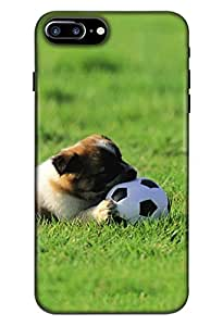 Apple iPhone 7 Plus Mobile Back Cover For Apple iPhone 7 Plus; It Is Matte glossy Thin Hard Cover Of Good Quality (3D Printed Designer Mobile Cover) By Clarks