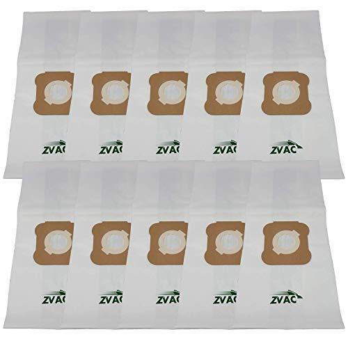 G5 Staubsauger-beutel (ZVac Staubsaugerbeutel für alle Kirby Generations G3, G4, G5, G6, Ultimate G, Sentria Before 2009, 10 Stück Ersetzt Teile # 204803, 205803)