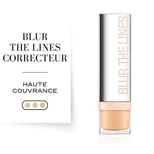 Bourjois Blur The Lines Stick Concealer 1 Ivory, 3.5g