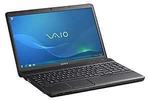 Sony VAIO EH1L9E/B 15.5 inch Laptop (Intel Core i3 2310M 2.10GHz, 4GB RAM, 320GB HDD, DVD, LAN, WLAN, Webcam, Windows 7 Professional)