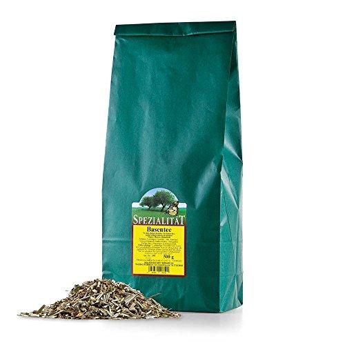 Tee Basentee mit Lemongras, Fenchel, Anis, Kümmel, Himbeerblättern, Maisgriffel 500 g