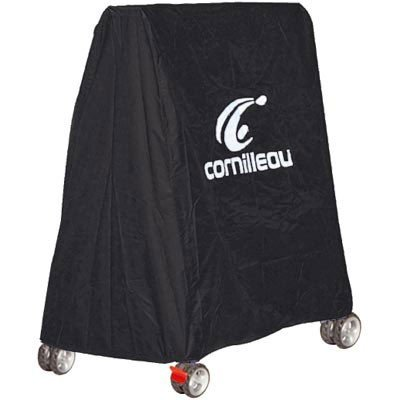 Cornilleau - Housse De Table De Ping Pong Tennis De Table Premium Grise