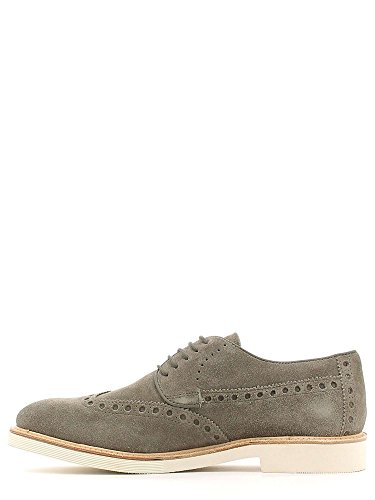 Geox U Damocle B, Low-Top Chaussures homme Dove