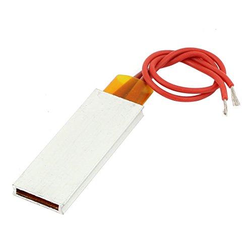12V 15-80W Konstante Temp PTC-Heizelement Thermostat Durchlauferhitzer Platte