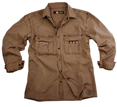 Kakadu Traders Outdoor Herrenhemd CABLE