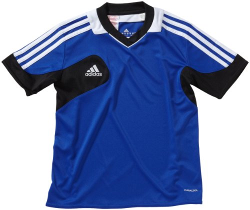 adidas Kinder Jersey Condivo 12 Training, cobalt/white, 164, X11023 Condivo 12 Training