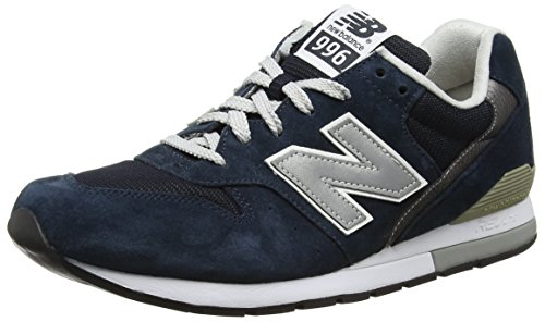 New Balance Men's Mrl996 Trainers - Zapatillas Hombre, Azul (Navy), 44.5 EU (10 UK)