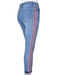 3e5ba65c46 Cinnamou Jeans Skinny Push-Up Mujer Vaqueros