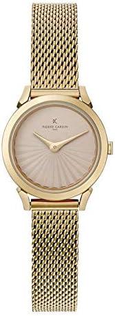 ساعة بعرض انالوج وسوار معدني للنساء من بيير كاردان، CPI.2522