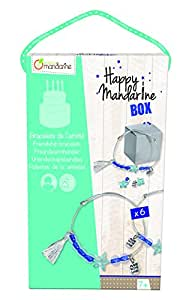 Avenue Mandarine KC004O Un coffret Happy Box -  Bracelets De L Amitié
