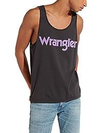 Wrangler Men's Ringer Tank Top