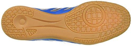 adidas Gloro 16.2 In, Entraînement de football homme Bleu (Shock Blue/Silver Metallic/Collegiate Navy)