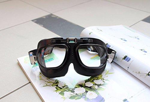 ZHGI Outdoor occhiali moto vento occhiali di equitazione occhiali sportivi occhiali,C