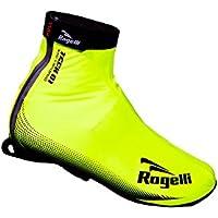 Rogelli Hombre fiandrex Zapatos, Negro/Amarillo, 3x l