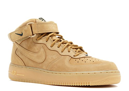 Nike Herren Air Force 1 Mid '07 Prm QS Basketball Turnschuhe, Marrón