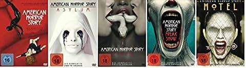 American Horror Story - Season/Staffel 1+2+3+4+5 * DVD