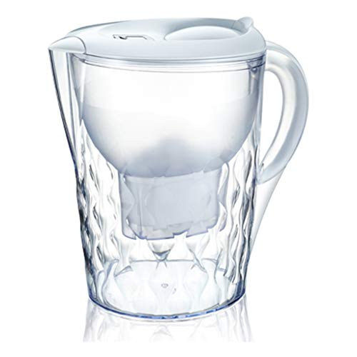 Wolaoma Filtre Filtrer 3.5L Purificateur D'eau De Cuisine Filtre Tap Robinet Bouilloire Domestique Supprimer L'échelle Supprimer Le Chlore Améliorer Le Goût Avec 7 Élément Filtre