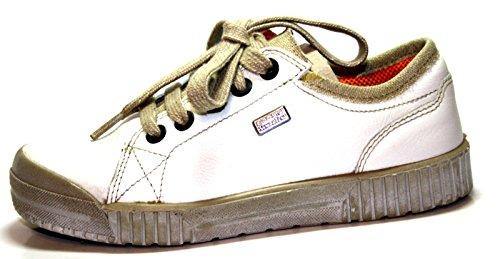 Ricosta , Chaussures de ville à lacets pour fille Blanc Blanc Blanc - Blanc