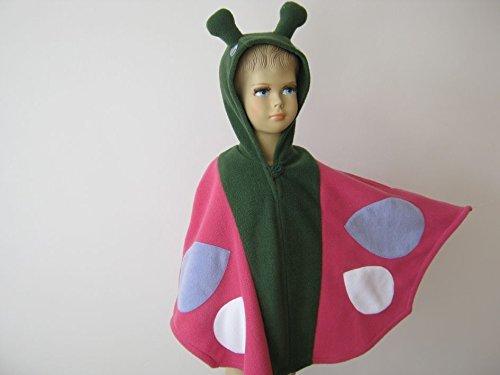 Kostüme Schmetterlings Kleinkind Halloween (fasching karneval halloween kostüm cape für kleinkinder)