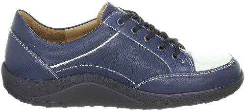 Ganter AKTIV Fee Weite F 3-200560-31040, Baskets mode femme Bleu (Bleu-TR-C3-115)
