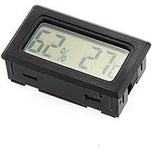 Digital LCD temperatura interior term¨®metro medidor de humedad Mini herramienta higr¨®metro Temperatura Nuevo