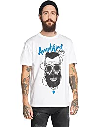 Amplified Hombres Ropa Superior/Camiseta Misfits Skull