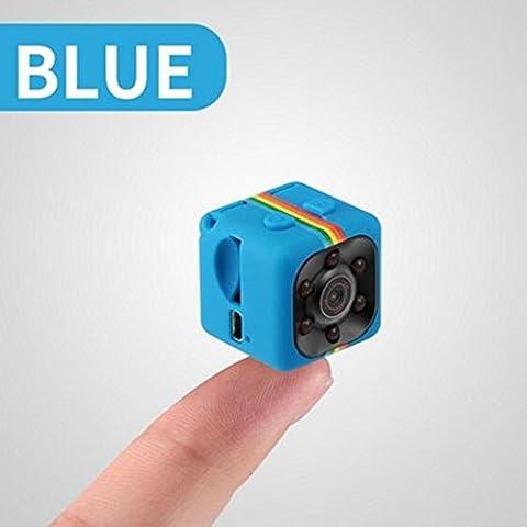 sansnail Mini caméra SQ11sq8sq9Caméra Cachée HD Caméscope HD vision nocturne