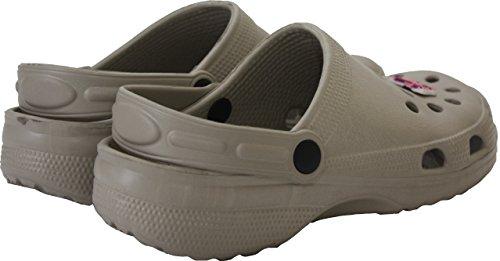 A&H FootwearDepika - Zoccoli da ragazza' donna Beige