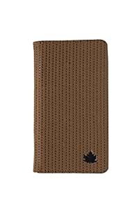99 Maple pu leather pouch for HTC Desire 600 Dual Sim