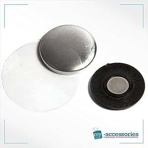 g series 25mm Bouton magnétique composants 10000pas 25mm magnétique composants