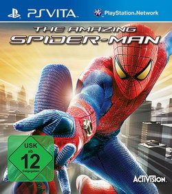 Amazing Spiderman – [PlayStation Vita]