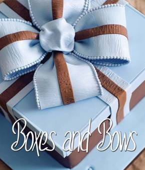 Boxes and Bows (with Cake Artist Sharon Zambito) -