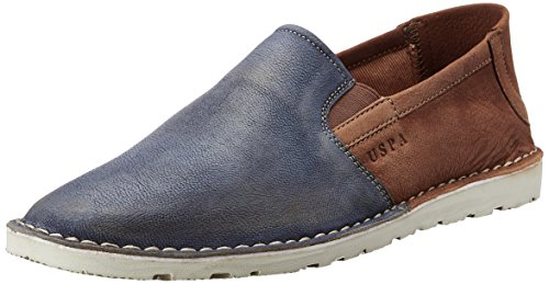 U.s Polo Assn. Men's Leather Boat Shoes