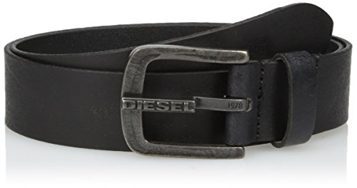 Diesel B-Dart Cintura, Nero (Black T8013-Pr227), 6 (Taglia Produttore: 105) Uomo