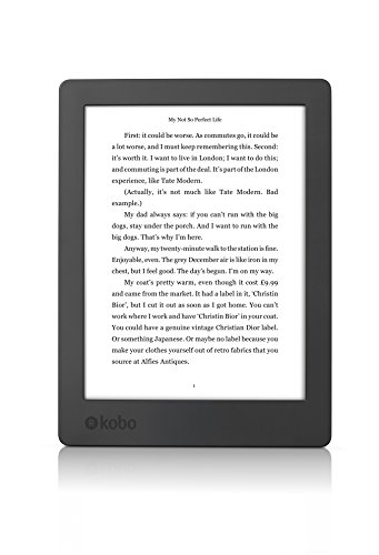 Kobo Aura H2O 2nd Edition Ebook Reader 6.8